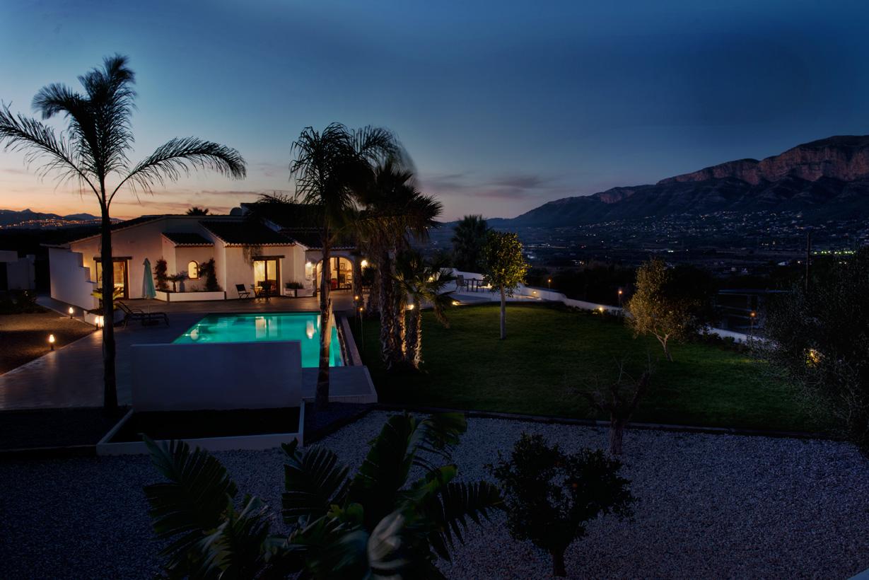 Villa Orlando Villa in Javea, Spanien